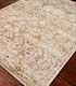 Jaipur Rugs - Hand Knotted Wool and Silk Beige and Brown NE-2349 Area Rug Floorshot - RUG1049841