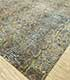 Jaipur Rugs - Hand Knotted Wool and Silk Green NMS-14 Area Rug Floorshot - RUG1078221