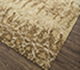 Jaipur Rugs - Hand Knotted Wool and Silk Beige and Brown NMS-15 Area Rug Floorshot - RUG1078224