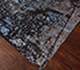Jaipur Rugs - Hand Knotted Wool and Silk Grey and Black NRA-59 Area Rug Floorshot - RUG1055656