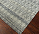 Jaipur Rugs - Hand Knotted Wool and Silk Grey and Black NRA-861 Area Rug Floorshot - RUG1068848