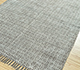 Jaipur Rugs - Flat Weave Cotton Blue PDCT-131 Area Rug Floorshot - RUG1091625
