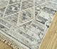 Jaipur Rugs - Flat Weave Wool and Viscose Ivory PDWV-77 Area Rug Floorshot - RUG1098538