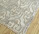 Jaipur Rugs - Flat Weave Wool and Viscose Ivory PDWV-79 Area Rug Floorshot - RUG1098540