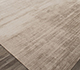 Jaipur Rugs - Hand Loom Viscose Beige and Brown PHPV-20 Area Rug Floorshot - RUG1059973