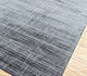 Jaipur Rugs - Hand Loom Viscose Grey and Black PHPV-20 Area Rug Floorshot - RUG1091273
