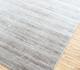 Jaipur Rugs - Hand Loom Viscose Grey and Black PHPV-20 Area Rug Floorshot - RUG1091275