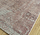 Jaipur Rugs - Hand Loom Wool and Bamboo Silk Pink and Purple PHWB-24 Area Rug Floorshot - RUG1098442