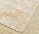 Jaipur Rugs - Hand Loom Wool and Viscose Red and Orange PHWV-80 Area Rug Floorshot - RUG1084147