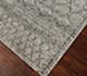 Jaipur Rugs - Hand Knotted Wool Ivory PKWL-03 Area Rug Floorshot - RUG1061749