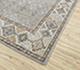 Jaipur Rugs - Hand Knotted Wool Grey and Black PKWL-5105 Area Rug Floorshot - RUG1058088
