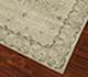 Jaipur Rugs - Hand Knotted Wool Ivory PKWL-6202 Area Rug Floorshot - RUG1049630