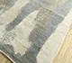 Jaipur Rugs - Hand Knotted Wool and Silk Grey and Black PKWS-485 Area Rug Floorshot - RUG1110921