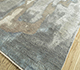 Jaipur Rugs - Hand Knotted Wool and Silk Beige and Brown PKWS-486 Area Rug Floorshot - RUG1110922