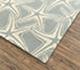 Jaipur Rugs - Hand Tufted Wool Blue PTWL-69 Area Rug Floorshot - RUG1053342