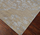 Jaipur Rugs - Hand Knotted Wool and Viscose Beige and Brown PX-2139 Area Rug Floorshot - RUG1040864