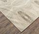 Jaipur Rugs - Hand Knotted Wool and Silk Ivory QM-167 Area Rug Floorshot - RUG1097118