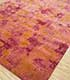 Jaipur Rugs - Hand Knotted Wool and Silk Beige and Brown QM-701 Area Rug Floorshot - RUG1070499