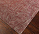 Jaipur Rugs - Hand Knotted Wool and Silk Pink and Purple QM-702 Area Rug Floorshot - RUG1066029