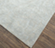 Jaipur Rugs - Hand Knotted Wool and Silk Ivory QM-702 Area Rug Floorshot - RUG1076142