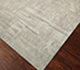 Jaipur Rugs - Hand Knotted Wool and Silk Ivory QM-716 Area Rug Floorshot - RUG1066079