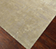 Jaipur Rugs - Hand Knotted Wool and Silk Ivory QM-716 Area Rug Floorshot - RUG1061525