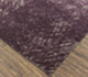 Jaipur Rugs - Hand Knotted Wool and Silk Grey and Black QM-951 Area Rug Floorshot - RUG1094531