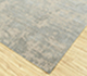 Jaipur Rugs - Hand Knotted Wool and Silk Ivory QM-959 Area Rug Floorshot - RUG1079804