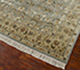 Jaipur Rugs - Hand Knotted Wool and Silk Blue QNQ-16 Area Rug Floorshot - RUG1034387