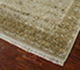 Jaipur Rugs - Hand Knotted Wool and Silk Ivory QNQ-16 Area Rug Floorshot - RUG1043306