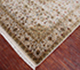 Jaipur Rugs - Hand Knotted Wool and Silk Ivory QNQ-49 Area Rug Floorshot - RUG1070957
