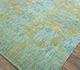 Jaipur Rugs - Hand Knotted Wool and Silk Blue QRA-103 Area Rug Floorshot - RUG1074487