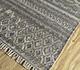 Jaipur Rugs - Flat Weave Wool and Viscose Beige and Brown SDWV-09 Area Rug Floorshot - RUG1099830