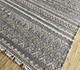 Jaipur Rugs - Flat Weave Wool and Viscose Beige and Brown SDWV-09 Area Rug Floorshot - RUG1099892