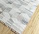 Jaipur Rugs - Flat Weaves Wool and Viscose Ivory SDWV-10 Area Rug Floorshot - RUG1100274