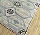 Jaipur Rugs - Flat Weave Wool and Viscose Beige and Brown SDWV-101 Area Rug Floorshot - RUG1100275