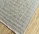 Jaipur Rugs - Flat Weave Wool and Viscose Gold SDWV-111 Area Rug Floorshot - RUG1100287