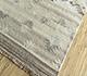 Jaipur Rugs - Flat Weave Wool and Viscose Beige and Brown SDWV-112 Area Rug Floorshot - RUG1100288