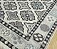 Jaipur Rugs - Flat Weave Wool and Viscose Beige and Brown SDWV-115 Area Rug Floorshot - RUG1099783
