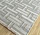 Jaipur Rugs - Flat Weave Wool and Viscose Beige and Brown SDWV-125 Area Rug Floorshot - RUG1100290