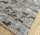 Jaipur Rugs - Flat Weave Wool and Viscose Beige and Brown SDWV-128 Area Rug Floorshot - RUG1100294