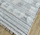 Jaipur Rugs - Flat Weave Wool and Viscose Ivory SDWV-135 Area Rug Floorshot - RUG1100298