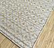 Jaipur Rugs - Flat Weave Wool and Viscose Blue SDWV-162 Area Rug Floorshot - RUG1099846