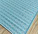 Jaipur Rugs - Flat Weaves Wool and Viscose Green SDWV-166 Area Rug Floorshot - RUG1099850