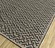 Jaipur Rugs - Flat Weave Wool and Viscose Beige and Brown SDWV-167 Area Rug Floorshot - RUG1099851