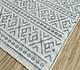 Jaipur Rugs - Flat Weave Wool and Viscose Beige and Brown SDWV-169 Area Rug Floorshot - RUG1099832