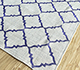 Jaipur Rugs - Flat Weave Wool and Viscose Beige and Brown SDWV-177 Area Rug Floorshot - RUG1100314