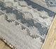 Jaipur Rugs - Flat Weave Wool and Viscose Ivory SDWV-18 Area Rug Floorshot - RUG1100315