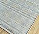 Jaipur Rugs - Flat Weave Wool and Viscose Blue SDWV-182 Area Rug Floorshot - RUG1099833