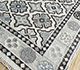 Jaipur Rugs - Flat Weave Wool and Viscose Ivory SDWV-21 Area Rug Floorshot - RUG1099774